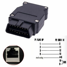 For BMW Car Adapter E-SYS ICOM Coding F-series ENET Ethernet to OBD 2 Connector