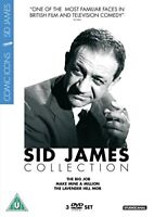 Sid James Collection (Comic Icons) [DVD]