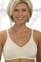 Nicola Jane 'Beth' Non-Padded Smooth T-Shirt Bra Pocketed Mastectomy Bra - NUDE