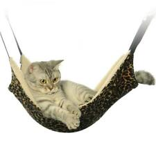 Cat Bed Pet Soft Cushion House Mat Warm Kennel Puppy Pad Cozy Crate Hammock New