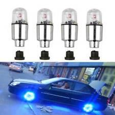 4x LED Dragonfly Car Wheel Tyre Tire Air Valve Stem Caps Light Lamp Accessories