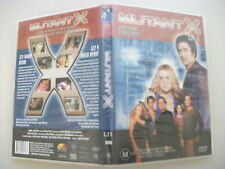 Mutant X : Vol 1 : Part 11 (DVD, 2002) Region 4 Sci-Fi DVD Rated M Used in VGC