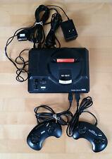 Sega Mega Drive 1 + Controller + 6 Spiele
