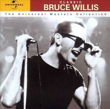 NEW Classic Bruce Willis: The Universal Masters Collection (Audio CD)