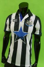 The Magpies 1993-1995 Asics Newcastle United FC Home Shirt SIZE S (adults)