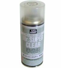 Gunze Sangyo MR HOBBY Mr. Super Clear Semi Gloss (170ml) #B516