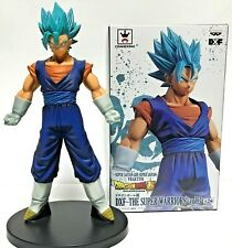 Dragon Ball Super Saiyan God Vegetto figure DXF Super Warriors Banpresto Japan