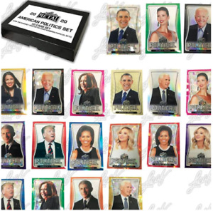 2020 Leaf Metal American Politics ONLINE EXCLUSIVE Box Set (10 card set) /209