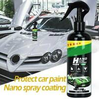 0Waterproof Stain-proof Car Coating Spray Hand Nano Coating Technology 30ML UK