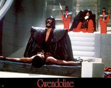 Gwendoline ORIGINAL Aushangfoto Just Jaeckin / Tawny Kitaen BONDAGE / EROTIK
