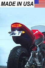 AVT Ninja 650 Fender Eliminator NI Kit 2009 - 2011 - FLUSH LED Turn Signals 650R