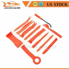 Removal Tool Kit 12pcs for Auto Car Door Trim Radio Audio Stereo pry Tools