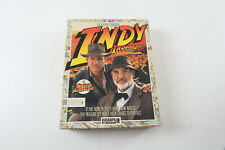 Indiana Jones and the Last Crusade A LucasFilm Game for the Amiga tested&working
