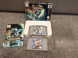 Nintendo 64 (Games) Castlevania : Legacy of Darkness & Castlevania (1)