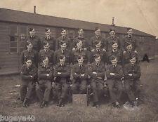 WW2 Air Girocollo Corso di Istruzioni ? RAF aeronautica