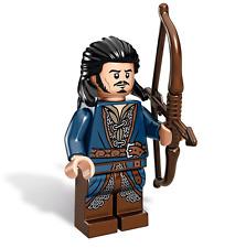 Lego Bard the Bowman lor092 LOTR Hobbit minifigure r.79017