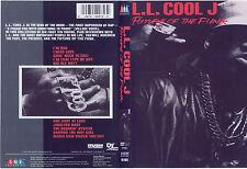 L.L. Cool J - Future Of The Funk Music Videos DVD 80s,90s,Hip Hop,Old School Rap