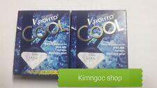 2 x VRohto COOL Eye Drops 12ml Eyestrain Tired Red Itchy Relief V.Rohto Eyedrops