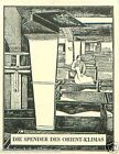 Germany Factory Machine dispenser TOBACCO HISTORY HISTOIRE TABAC IMAGE CARD 30s