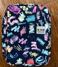 Colored Pencil Case 72 Count Large Carpacity Damaged See Pics & Description