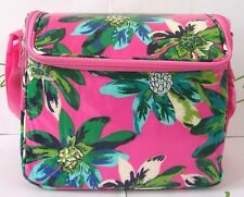 Vera Bradley Stay Cooler Lunch Tote Tropical Paradise