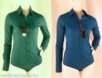Camicia Body Camicetta Donna  AMY GEE AS3001 Slim Fit D135 Tg 42 44