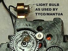 # 5575 ROUNDED HEAD LIGHT BULB FOR TYCO, MANTUA & OTHER BRANDS
