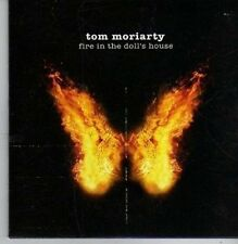 (BZ950) Tom Moriarty, Fire In The Doll's House - 2010 DJ CD
