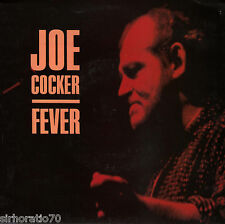 JOE COCKER Fever / You Know It's Gonna Hurt - PROMO - 45
