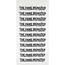 Lady Gaga - Monster Ball 2010 Tour Towel