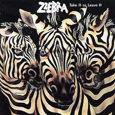 Zzebra Take It Or Leave It 1975 CD