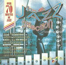 THE JAZZ SELECTION VOLUME ONE / VARIOUS ARTISTS / CD - DOUBLE PLAY