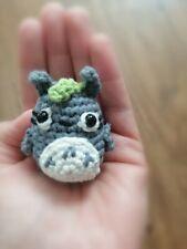 Totoro amigurumi de ganchillo crochet hecho a mano nuevo