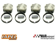 Ford Duratec 2.0 16v / Fiesta ST150 set IAPEL Hi Compression FORGED pistons 88mm