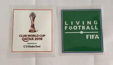 Club World Cup Qatar 2019 Patch Badge Living Football Liverpool FC Flamengo