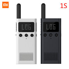 Xiaomi Mijia 1S Smart Walkie-Talkie with GPS Bluetooth FM 5 Day Standby Time