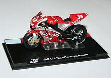 IXO - YAMAHA YZR-M1 Marco Melandri (2004) Moto GP Motorcycle Model Scale 1:24