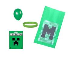 Filled Party Bag with Official Minecraft Sticker! WB