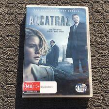 ALCATRAZ Complete Season 1 Mystery Adventure Thriller DVD (R4) 3 Discs