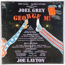 GEORGE M!: Joel Grey Original Broadway Cast SEALED Columbia Reel to Reel Tape