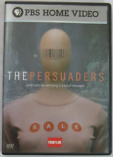 Frontline: The Persuaders (DVD, 2005)