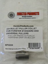 Forster Bullet Puller Collet .224-(BP2224) NEW in Package
