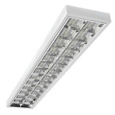 *HIT* Rasterleuchte geeignet für 2x LED T8 Rasterlampe Bürolampe Deckenleuchte