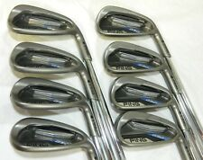 New Ping G30 Black Dot Iron set 4-UW Irons G-30 CFS Stiff flex Steel RH