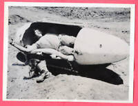 1945 USMC Marine Death Rattlers Squadron Kadena Airfield Okinawa News Photo