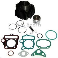 Cylinder Piston Kit w Rings For Honda CL70 CT70 SL70 Mini Trail Bike Motorcycles