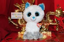 """Ty Beanie Boos Frost The Arctic Fox.Medium 9"""".2017 Release.Mwnmt.Nice Gift"""
