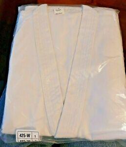Karate Uniform for Kids  Size 1 complete never opened  Pants,Jacket and belt.Wht
