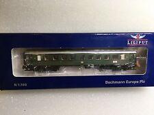 Liliput L364538 N Gauge Express Coach B4ye Karwendel  DB EP III New T48 Post