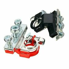 Car Battery Connector Battery Cable Terminal Positive Negative Clamp Connector